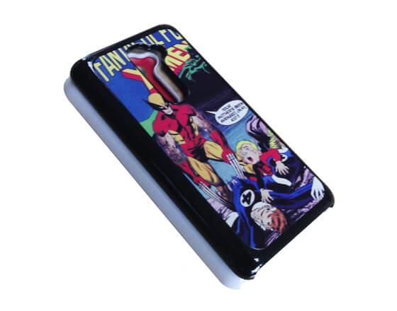 Sublimation 2D PC Phone Case for LG G2