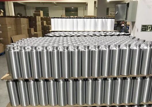 Stainless steel bottle factory