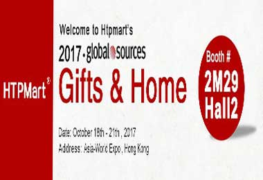 Welcome To 2017 Global Sources Gifts & Premiums Show