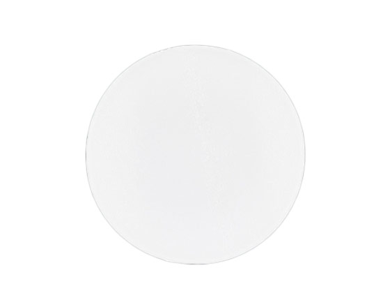 20CM Round Tempered Glass Chopping Board