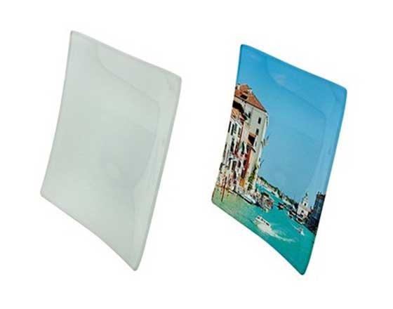 15--24cm Glass Plate