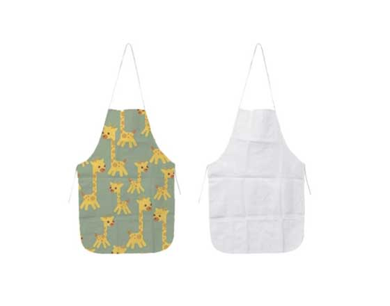 Durable Sublimation Apron