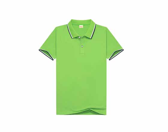 Sublimation Modal Polo Colorful T-shirts