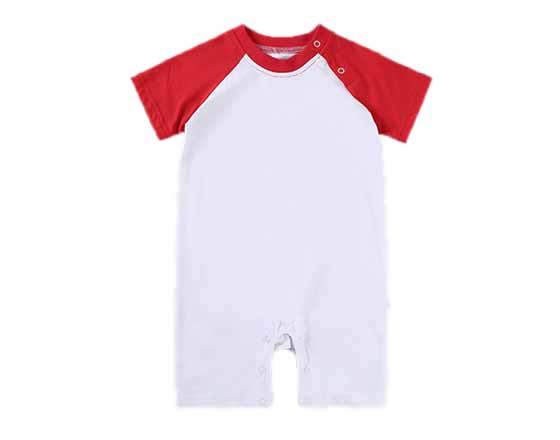 Baby Onesie Short Sleeve