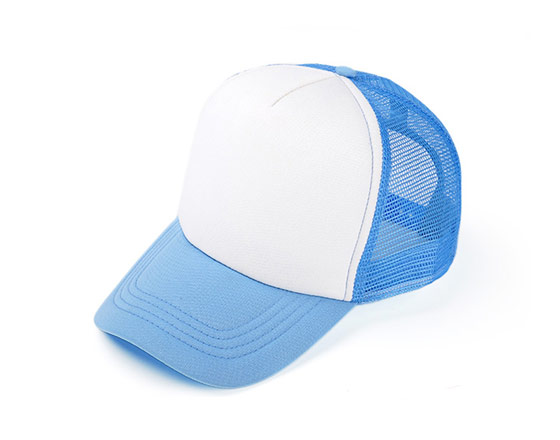 Sublimation Cap (Light Blue)
