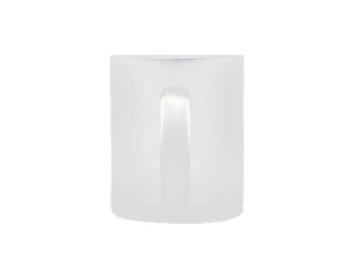 11oz Glass Mug (Frosted)