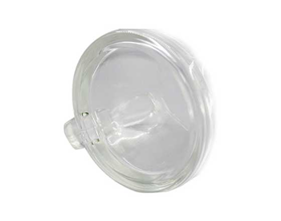 11oz Glass Mug (Clear)