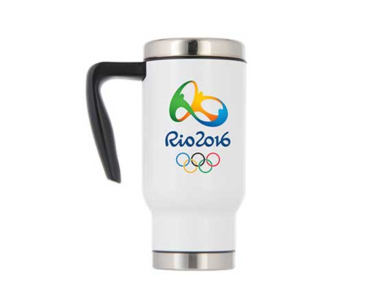450ml Sublimation Stainess steel Travel Mug