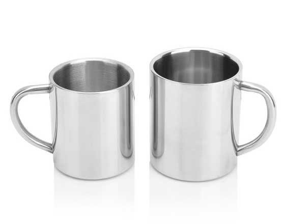 300ml Sublimation Double Walled Stainless Steel Mug