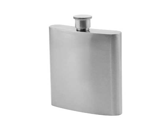 6oz Sublimation Stainless Steel Wine Pot