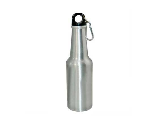 500ml Sublimation Aluminium Beer Bottle With Coating
