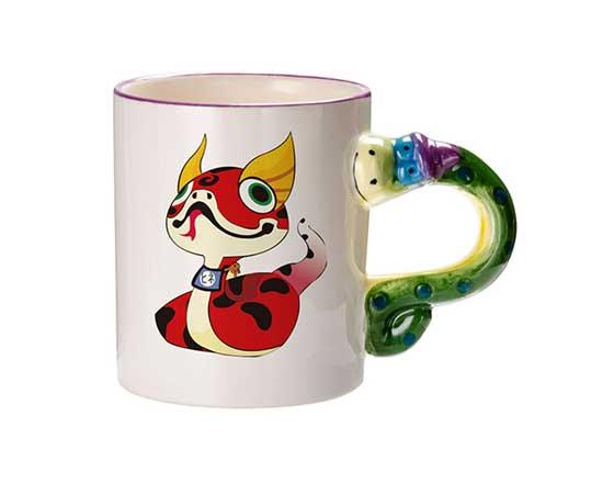 11oz Animal Mugs