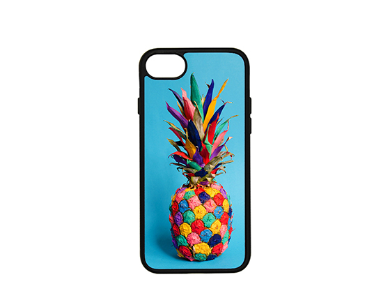 Sublimation 2D TPU Phone Case for iPhone 8