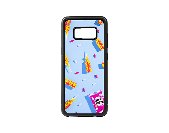Sublimation 2D TPU Phone case for Samsung S8 Plus