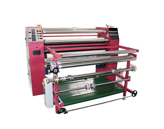1.2Meter Mini Roller Sublimation Jersey Heat Printing Machine
