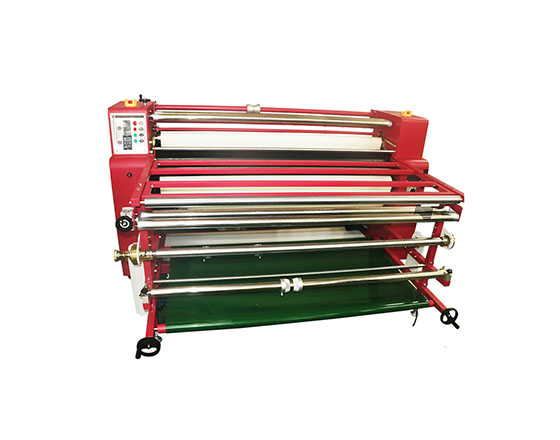 1.2Meter Mini Roller Sublimation Jersey Heat Printing Machine