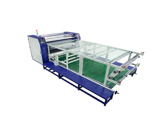 1.7 Meter Large format Rotary Transfer Heat Press Machine