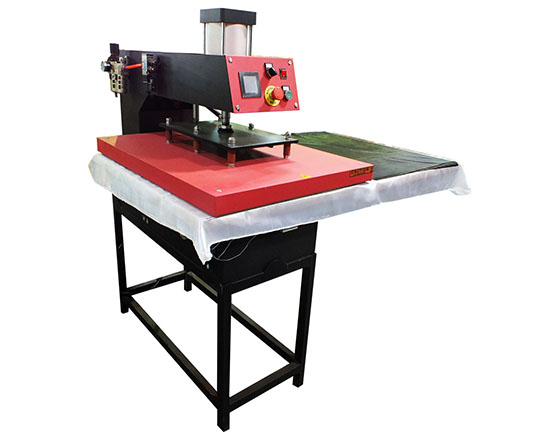 Pneumatic Double Station Heat Press