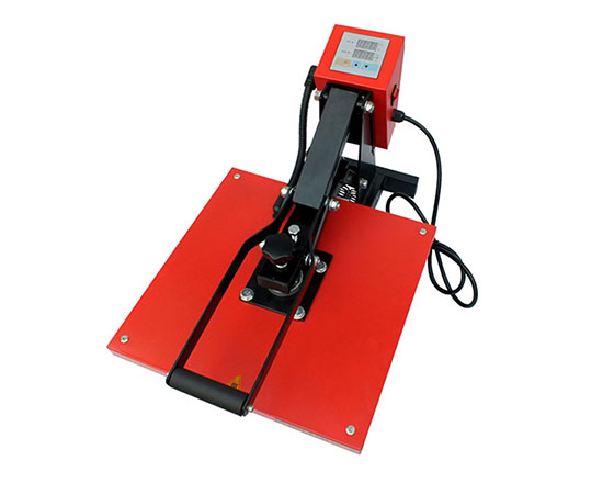 EX-004 Flat Heat Press Machine(38x38cm)