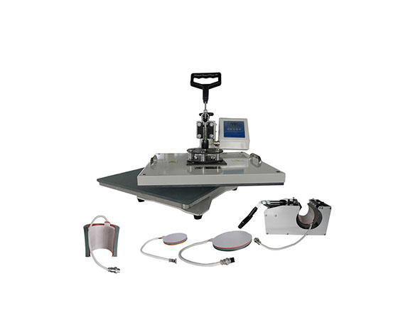 4 in 1 combo heat press machine