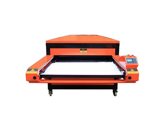Hydraulic Automatic Double Station Heat Transfer Machine