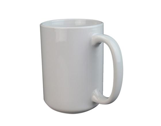 15oz White Photo Mug A