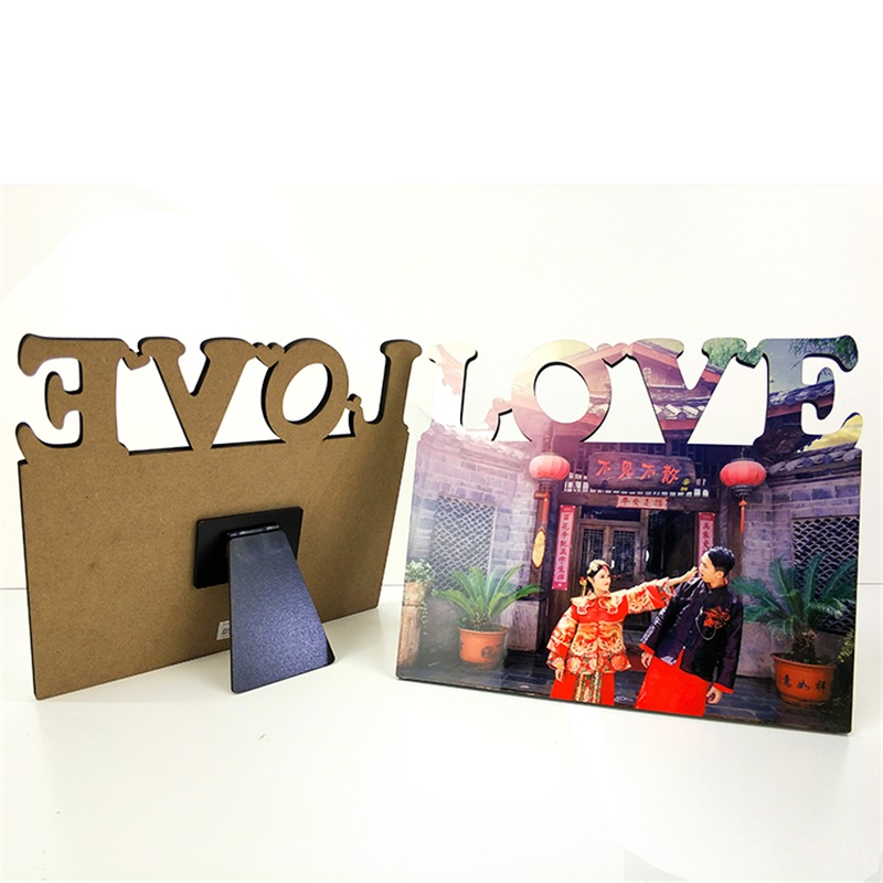 Custom sublimation 210*180*5mm MDF Photo Frame Board