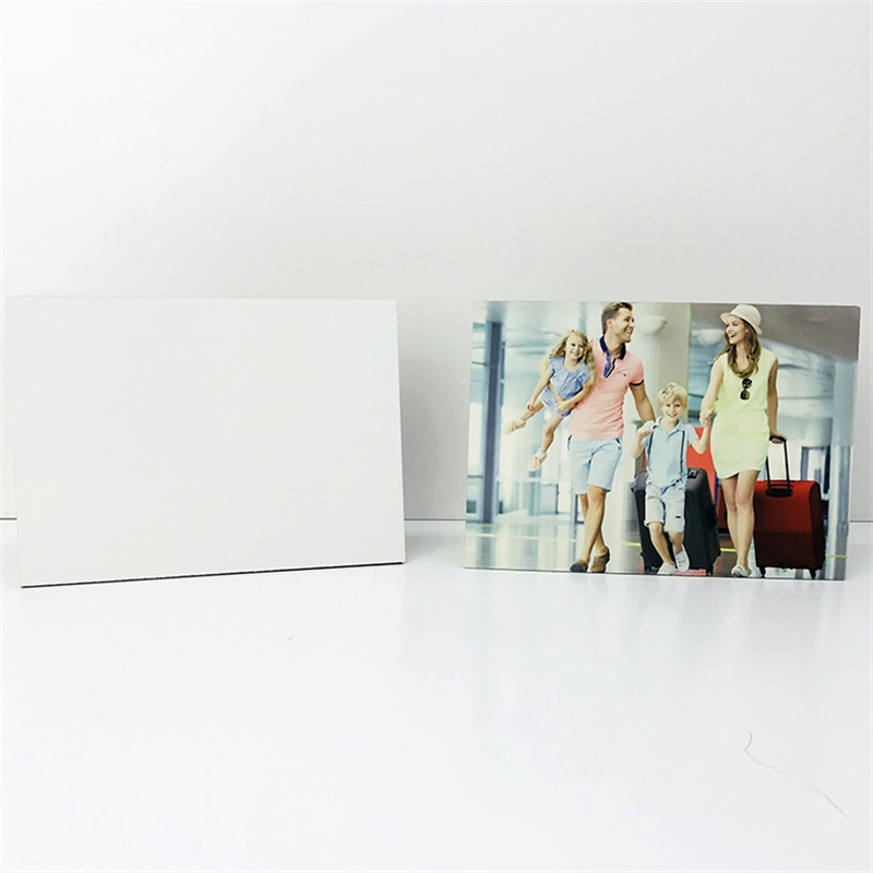 Custom sublimation 178*127*5mm MDF Photo Frame Board