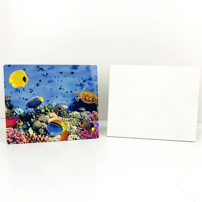 Custom sublimation 180*150*5mm MDF Photo Frame Board