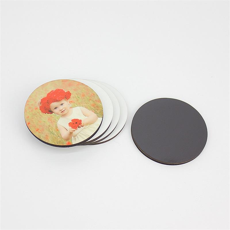 MDF Fridge Magnet (60*60*4mm)