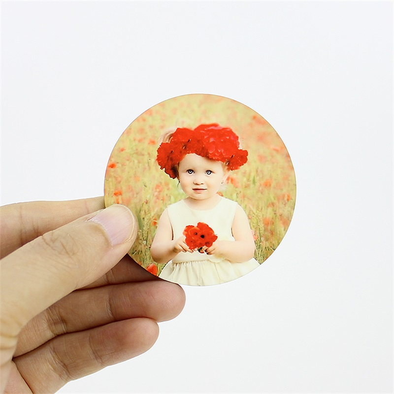 MDF Fridge Magnet (60*60*4mm)