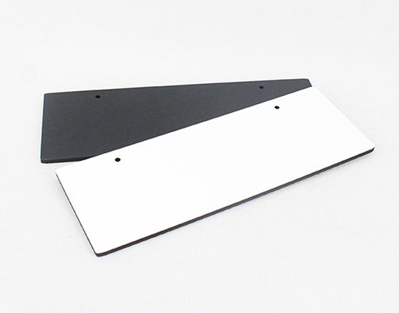 Sunlimation MDF Rectangular Handing Board