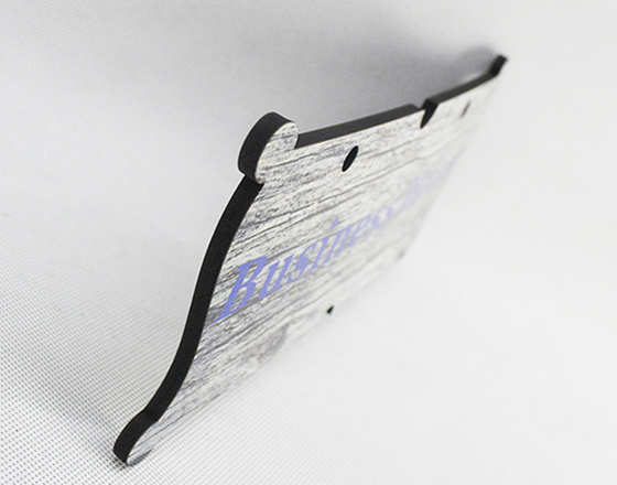 24*10.5cm Sublimation MDF Handing Board