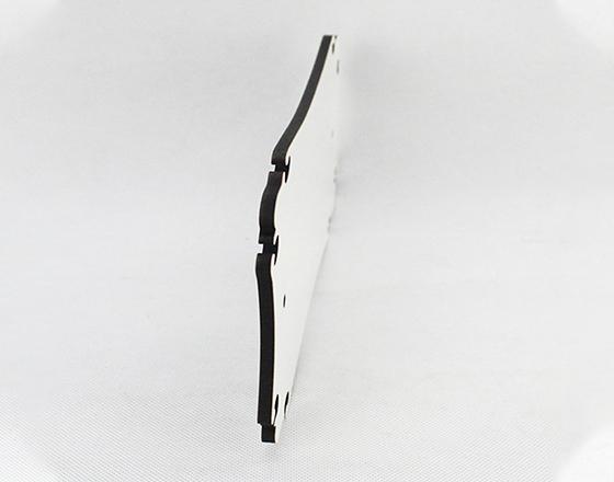 25*11cm Sublimation MDF Handing Board