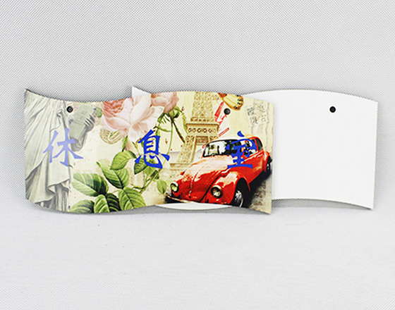 20*9.7cm Sublimation MDF Handing Board