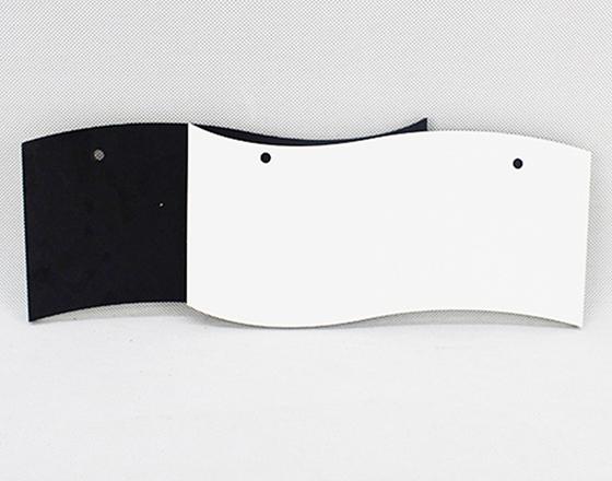 20*9.7cm Sublimation MDF Handing Board