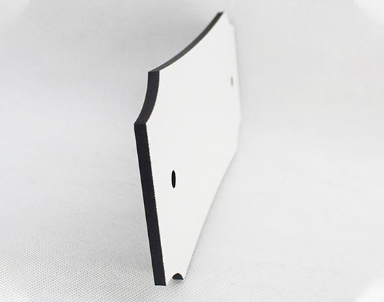 25*10cm Sublimation MDF Handing Board