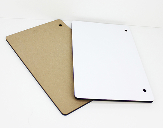 28*17.5 Sublimation MDF Handing Board