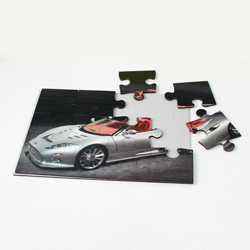 250*170*3mm MDF Puzzle