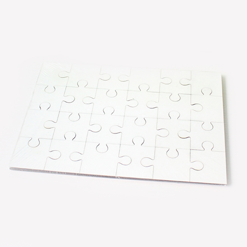 215*153*3mm MDF Puzzle