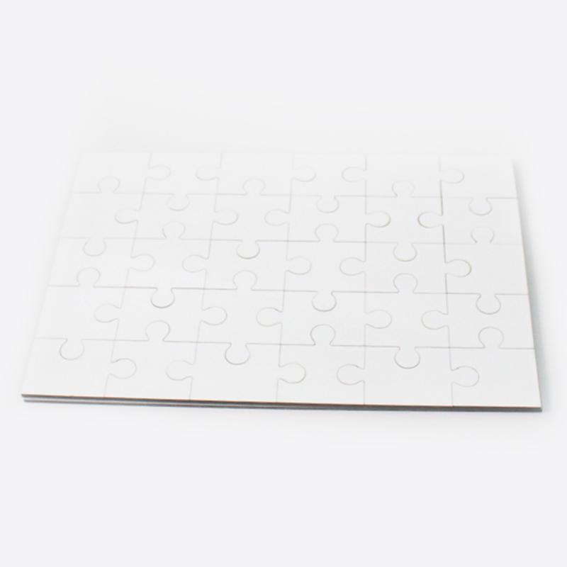 245*176*3mm MDF Puzzle