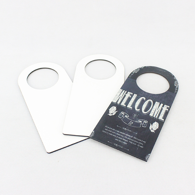 225*100*5mm MDF Door hanger