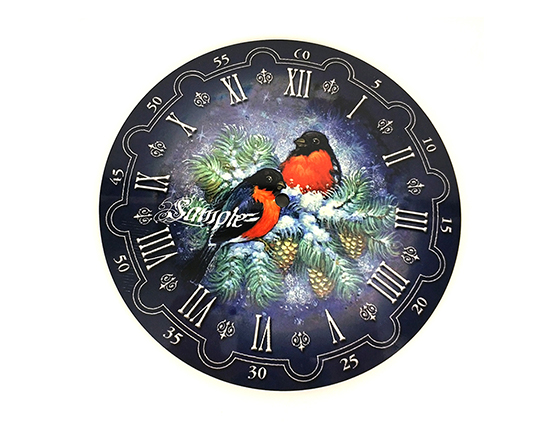 20.7*27cm Sublimation MDF Wall Clock