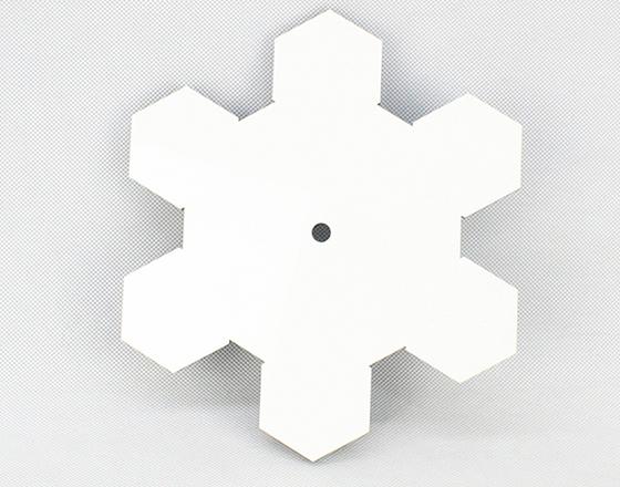 20.3*20.3cm Sublimation MDF Wall Clock
