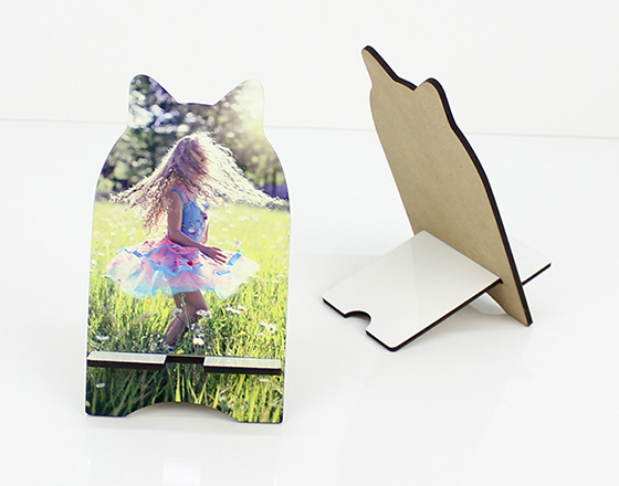 135*79*3mm  MDF Moblie Phone Holder