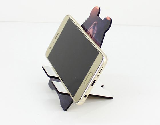131*86*3mm MDF Moblie Phone Holder