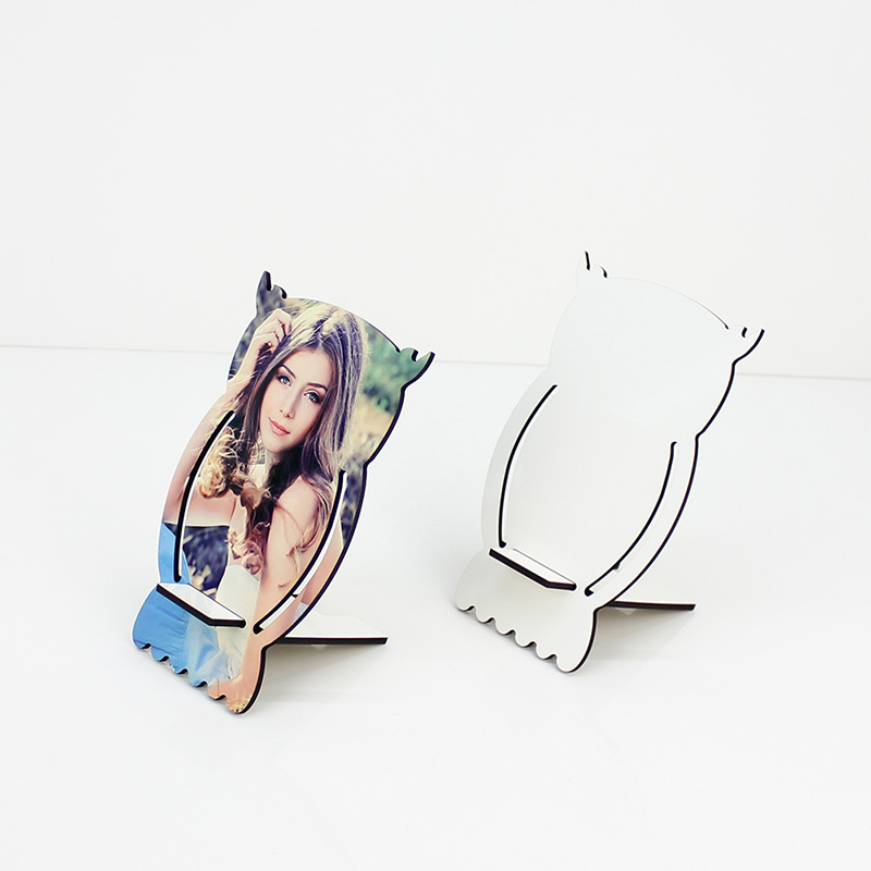 131*86*3mm  MDF Moblie Phone Holder
