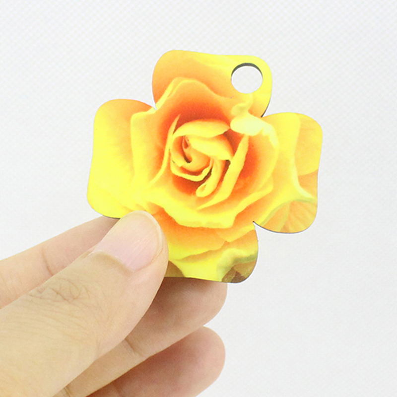 45*45*3mm Key Ring