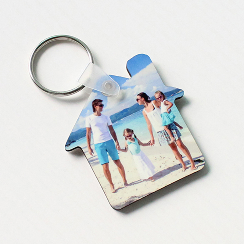 50*50*3mm Key Ring