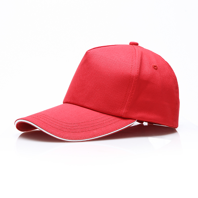 Sublimation 5 Panels Cotton Mosu Cap